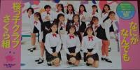 中谷美紀と菅野美穂が在籍! 伝説のアイドルグループ「桜っ子クラブさくら組」