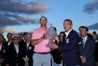 連覇を狙うスコットが優勝予想1位に、日本勢では石川遼が出場