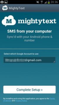 スマホへの通話・SMSをタブレットでチェック&返信できる「Mightytext」
