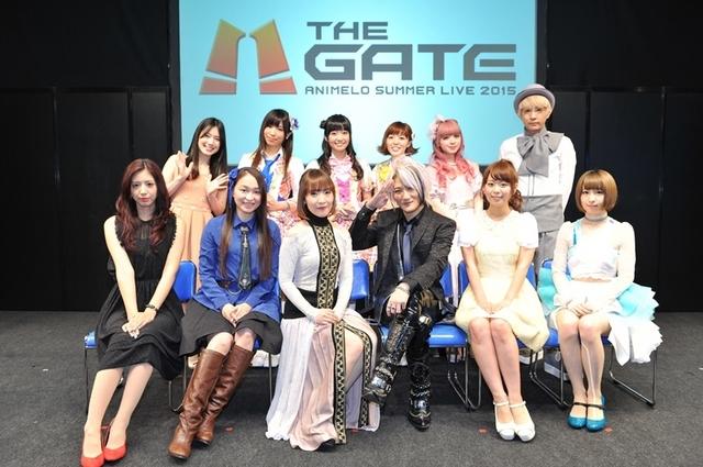アニサマ2015豪華出演アーティスト第一弾発表!AnimeJapan 2015で記者会見