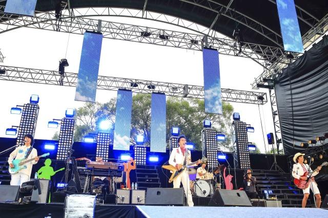 ウルフルズの新曲がテレビ朝日『モーニングバード』のテーマ曲に決定
