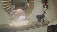 マリオがTVから飛び出してきた!?爆発するボム兵、止まらないキラー…海外クリエイターによる実写3Dマリオのクオリティがすごい!