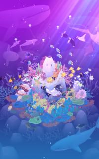 【アビスリウム(Abyssrium)攻略プレイ日記1回目】自分で創る3D深海水族館が美しすぎ……スマホで癒し空間を楽しもう