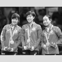 テレビ中継には映らなかった「リオ五輪」ウラ事件簿!(1)卓球女子団体3人の関係性