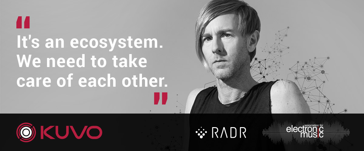 Pioneer DJ「KUVO」、Richie Hawtin「RADR」とのコラボレーションを10月19日より始動 - エキサイトニュース