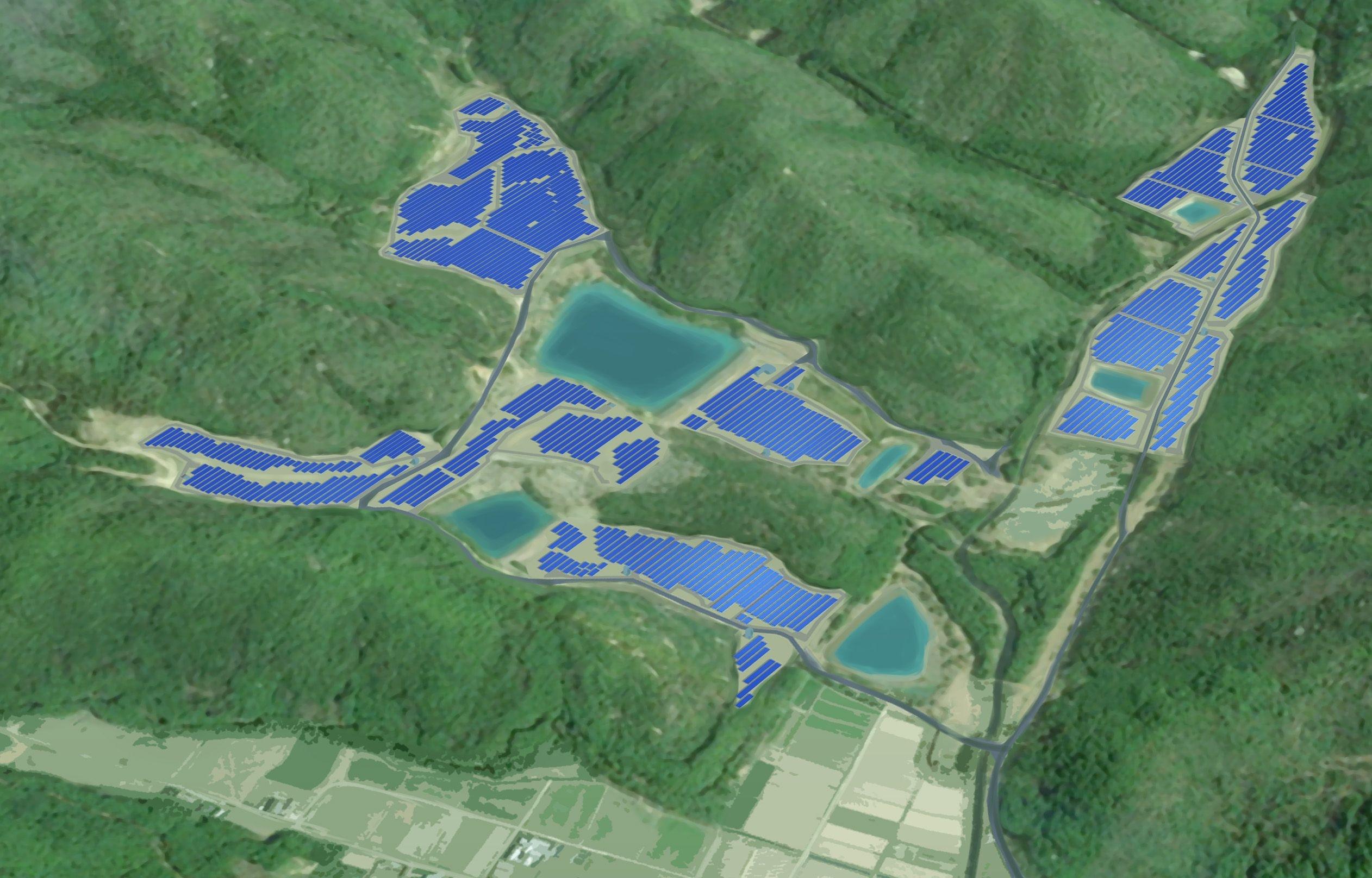 兵庫県多可町におけるメガソーラー発電事業について