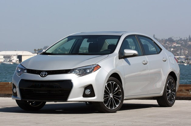 Pics Photos - First Drive Review 2014 Toyota Corolla With Video