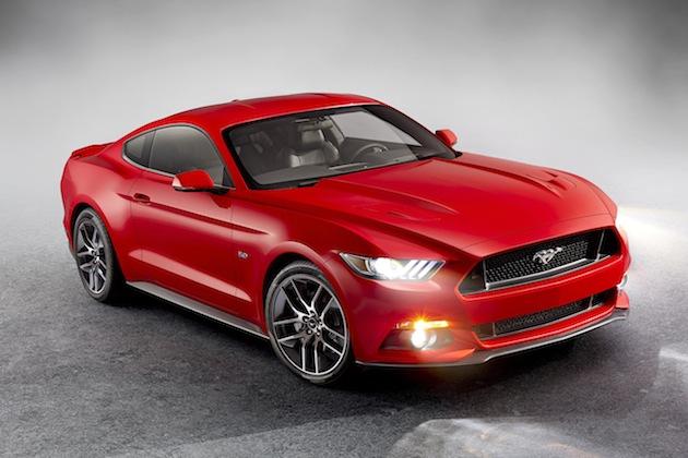 フォード、新型「マスタング」の地域によって異なる人気ボディ・カラーを発表!