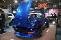 【東京オートサロン2016】「スバル360」を「フェアレディZ」のような電気自動車に!