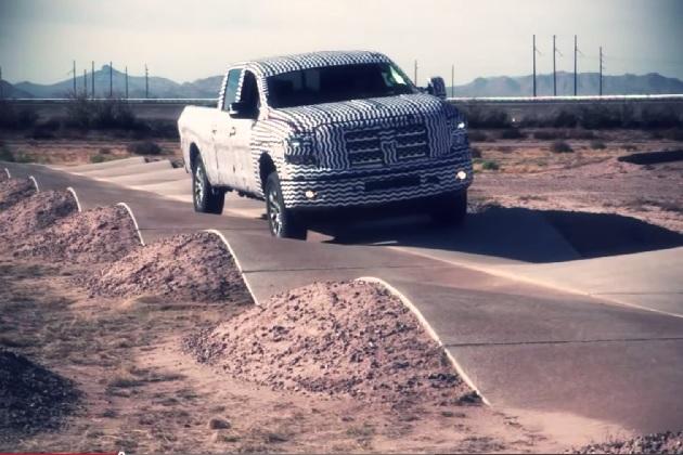 【ビデオ】日産の新型ピックアップトラック「タイタン」開発のドキュメンタリー