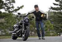 【試乗記】身震いするほどの強烈な加速!「ハーレーダビッドソン CVOプロストリート ブレイクアウト」:青木タカオ