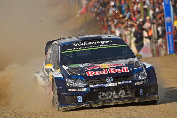 フォルクスワーゲン、FIA 世界ラリー選手権(WRC)で開幕3連勝