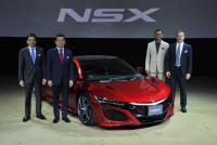 ホンダ、新型 NSX 発表 発表会ビデオ付き