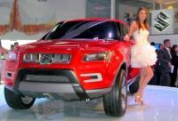 「ジムニー」後継ではない!? スズキ、インドでコンパクトなSUVのコンセプトカーを発表!