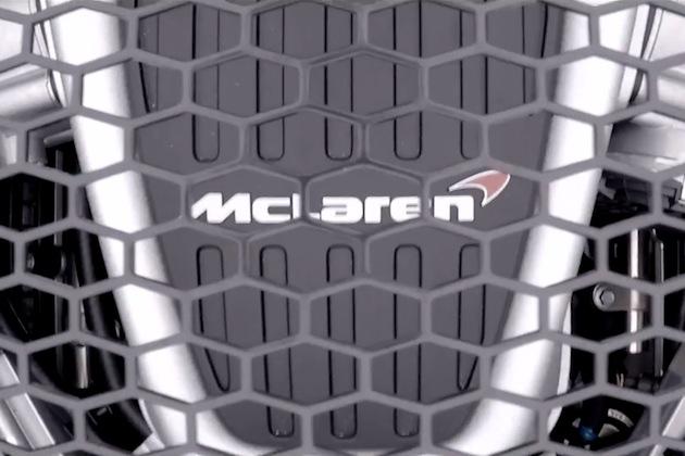 【ビデオ】マクラーレンが「スポーツ・シリーズ」のティーザー映像を公開!