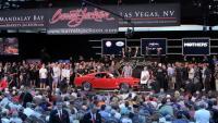 ラスベガスで開催された「バレットジャクソン・オークション」の高額落札車トップ5