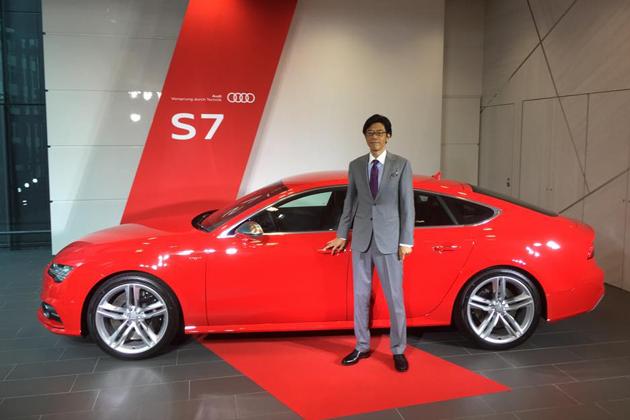 アウディ、新型「A7/S7/RS7 Sportback」を発売