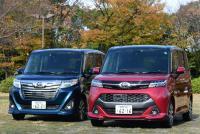 トヨタ新型ルーミー/タンク発売1ヵ月で3万5千台を受注!売れているモデルはどっち?