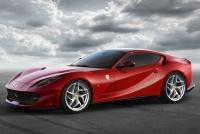 フェラーリ史上最もパワフルで最速!新型812スーパーファストを世界初公開