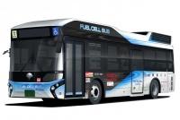 水素で走るトヨタ初の燃料電池バスを東京都交通局に納車…3月より運行開始