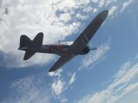 零戦、熊本地震からの復興を願う慰問飛行へ 5月27日から一般公開飛行