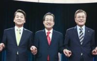 韓国大統領選、文在寅と安哲秀が頭を悩ませるそれぞれの醜聞
