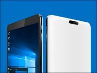 Cherry Trail搭載で1万円ちょい、やっぱり安いWindows 10タブレット「Vido W8X」