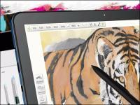 HUAWEI MateBookと同性能でさらに格安、WACOMデジタイザでお絵描きもできる「Cube i7 Book」