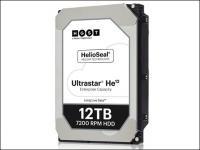 世界最大の12TBモデルHDDをWDが開発、14TBモデルも発売へ