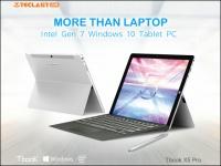 Surface Pro 5の性能を先取り、8GB RAM/256GB SSD搭載の格安タブレット「Teclast X5 Pro」販売再開