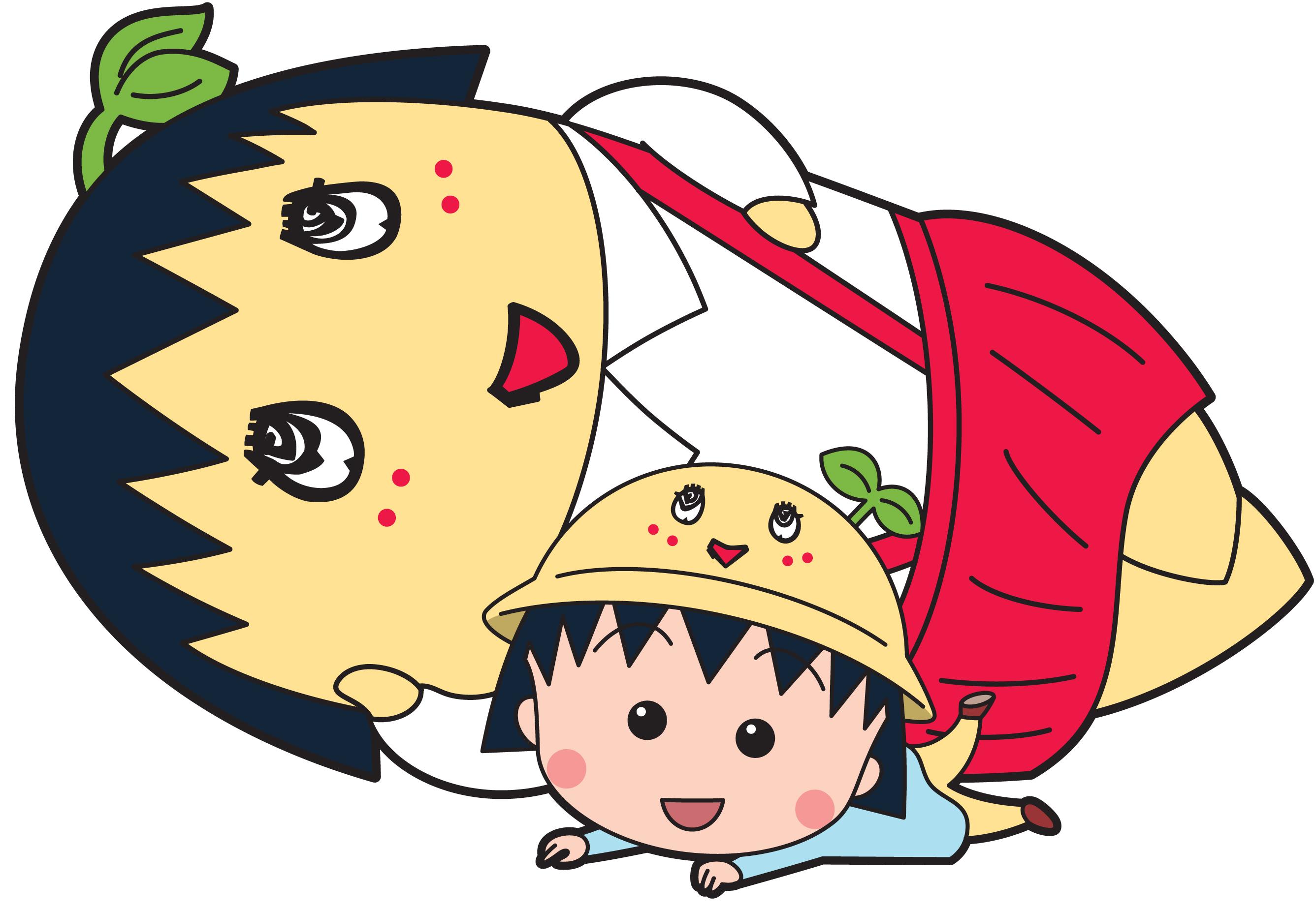マジなっしか~!? ちびまる子ちゃん×ふなっしー コラボグッズ発売決定!