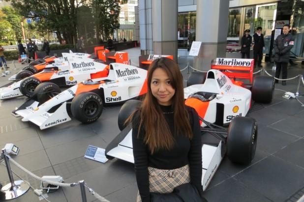 【F1女子がゆく! McLaren-Honda2015記者会見】初体験レポート! バトン、アロンソのオーラがスゴい!!