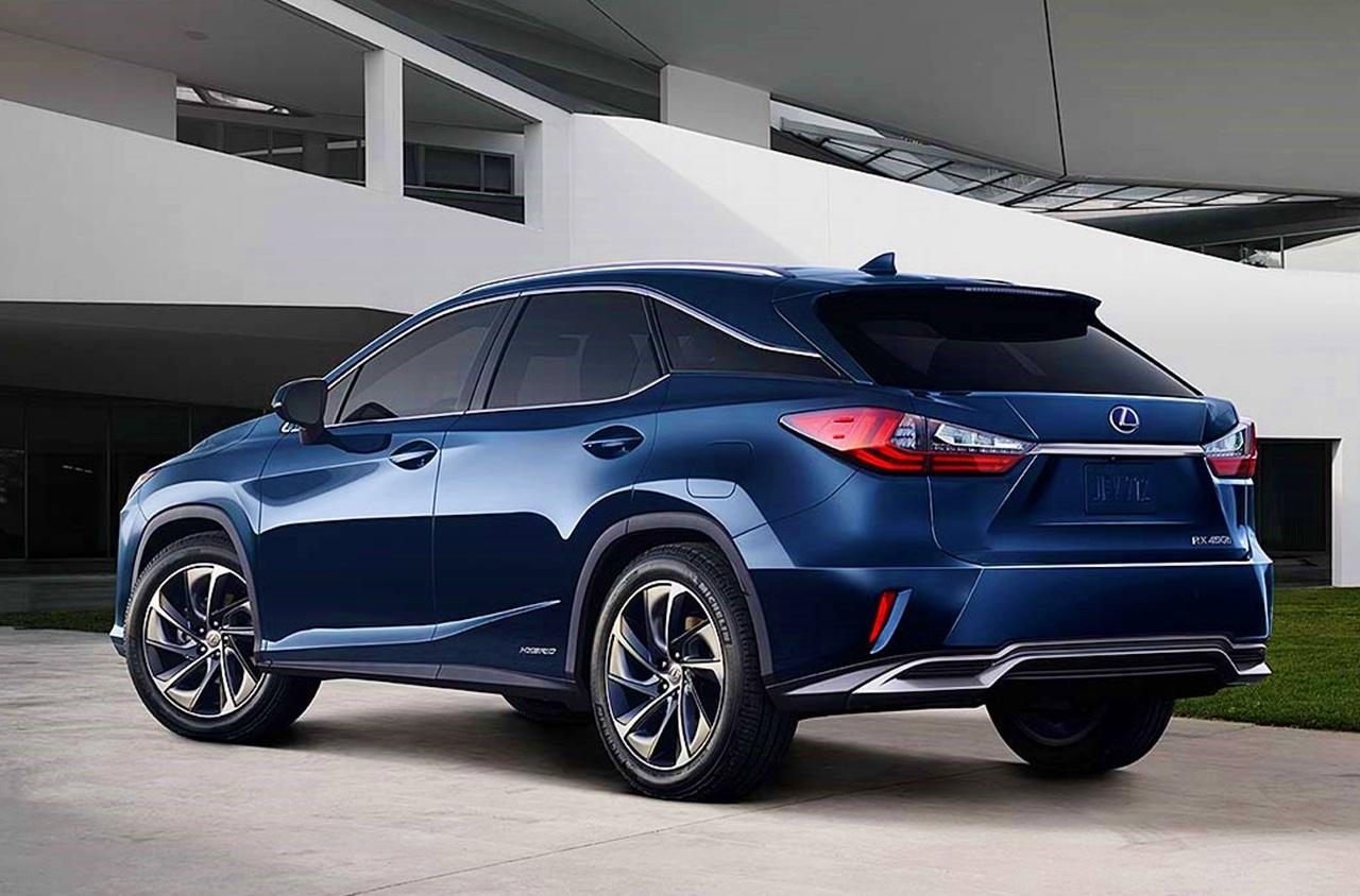 新型SUV・レクサス「RX」がワールドプレミア!