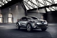 「TOYOTA C-HR Concept」は次期プリウスと同等の燃費が狙い?【フランクフルトショー2015】