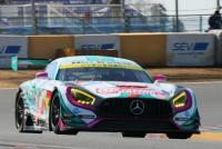 【SUPER GT2016】グッドスマイルレーシングの初音ミクAMG GT3、筑波でシェイクダウン!