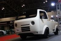【東京オートサロン2017】超絶カッコいい軽トラックを出品した「N lab.」の正体は?