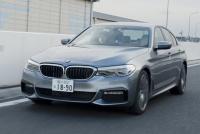 【新型BMW5シリーズ試乗】Eクラスを超えるスポーツカー顔負けのハンドリング