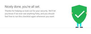 Google「セキュリティ診断」、完了したらDriveに2GB追加 - 17日まで