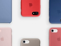 iPhone 7/7 PlusとiPhone SEの純正ケースに新色追加