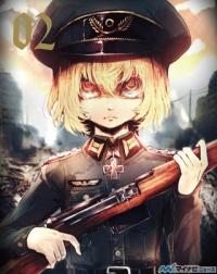 TVアニメ『幼女戦記』、Blu-ray&DVD第2巻のジャケットを公開