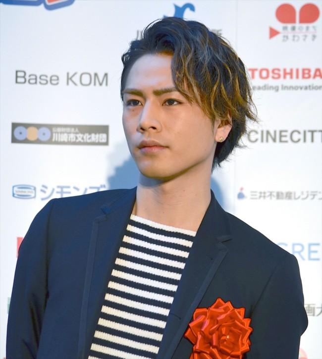 三代目JSB登坂広臣「演技の方は考えてない」俳優デビューで新人賞受賞も本業しっかり