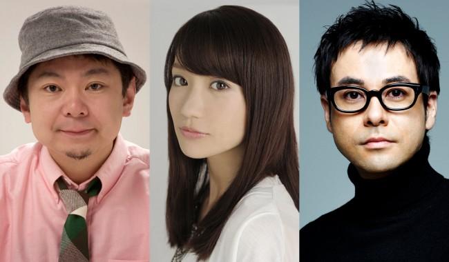 大島優子、鈴木おさむ演出舞台『美幸』出演決定! 5役を演じ分ける鈴木浩介と二人芝居