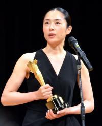 「第89回キネマ旬報ベスト・テン」表彰式にて クランクイン!