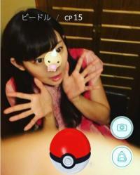 みるきー、桐谷美玲…芸能界でも『ポケモンGO』ブーム 既にピカチュウGETも