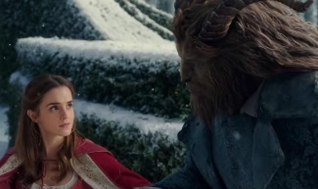 エマ・ワトソン主演『美女と野獣』予告編、24時間以内に1億2760万回再生でトップに