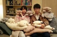 『逃げ恥』新垣結衣&星野源、癒し系2ショット写真に「リアルに結婚してほしい」