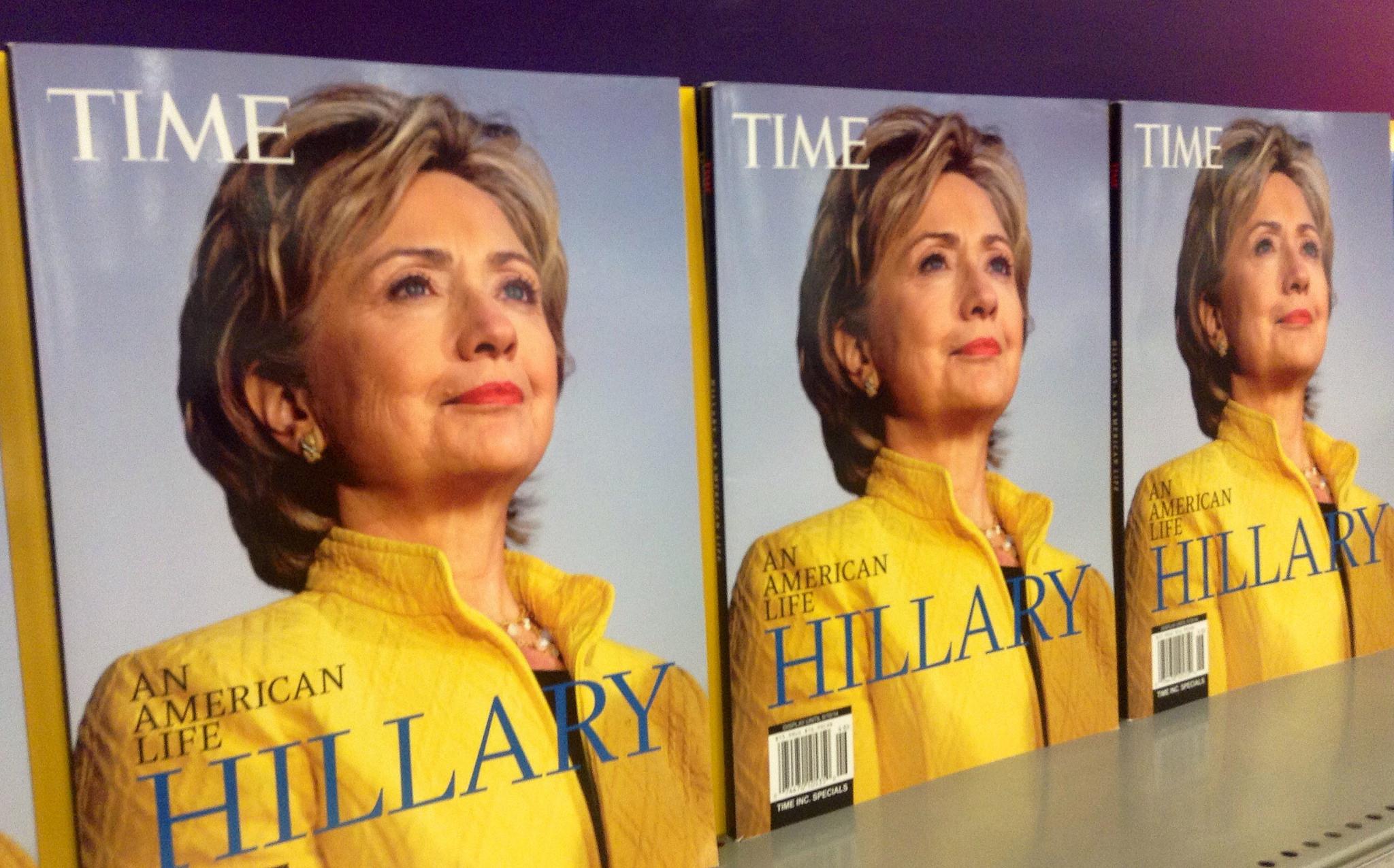ヒラリーがピンチ?米史上初の女性大統領誕生は幻となるのか