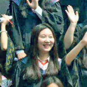 美女とウワサの習近平娘の卒業写真に人民ガッカリ!「中国の佳子公主だと思っていたのに……」