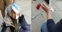「白人の力を思い知れ!」LAで白人が突然、韓国系老婦人を襲撃!? でっち上げ説も……