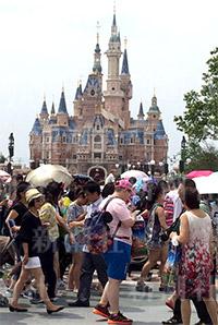 上海ディズニーランドに行ってみた――走りながら放尿する子、割り込みは当たり前